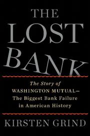 """The Lost Bank,"" published by Simon & Schuster, is due to be released June 12."