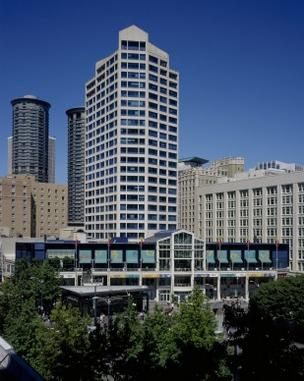 Westlake Center in downtown Seattle may get a major facelift