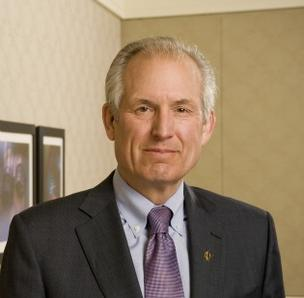 Boeing CEO James McNerney Jr.