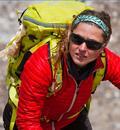 Eddie Bauer-sponsored Melissa Arnot summits Mount Everest again