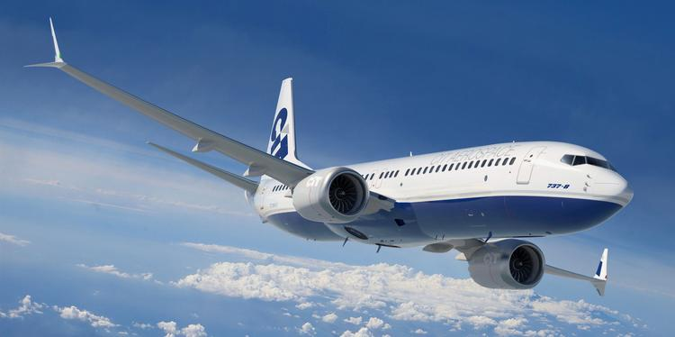 CIT Group has ordered 30 Boeing 737 Max 8 airplanes.