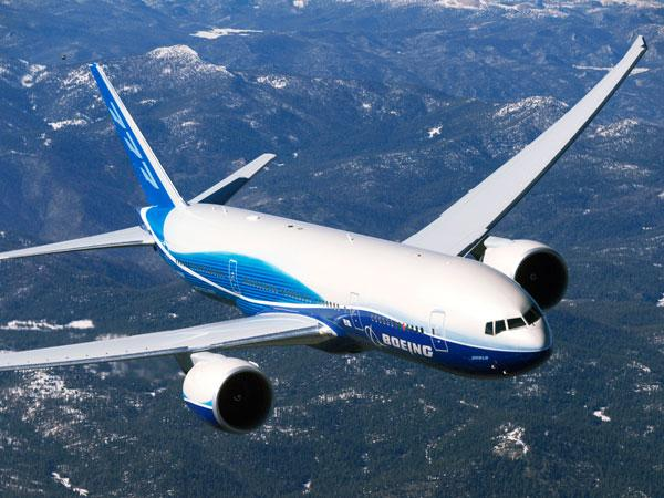 Swiss International Air Lines has committed to buy six Boeing 777 airplanes worth $1.9 billion at list prices.