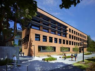 Dempsey Hall at the University of Washington Foster School of Business.