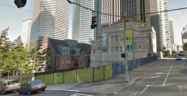 A luxury SLS hotel will be included in the new 43-story office building planned for Fifth and Columbia streets in downtown Seattle