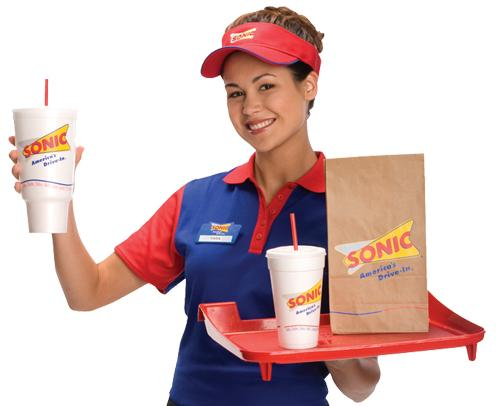 Sonic Drive-In plans to open 14 new Seattle-area restaurants over the next five years.
