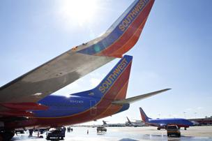 Southwest Airlines will begin charging customers who don't show up for their flights.