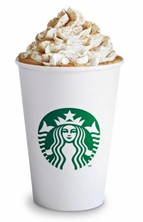 Starbucks is now competing with McDonald's in the pumpkin spice-flavored latte category.