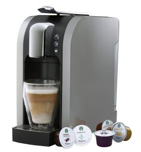 The Starbucks Verismo home brewing device.
