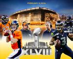 Broncos are early Super Bowl XLVIII favorites