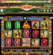 """DaVinci Diamonds"" can be played via Facebook, on smartphones - and inside actual casinos."