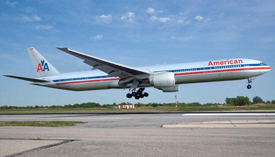 AMR Corp., the parent of American Airlines, could be the target of bids by Delta and TPG Capital.