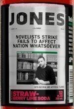 Jones Soda-The Onion team up on labels
