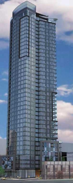 Span Gid Of Boston Is Ing This High Rise Apartment Project In Seattle S