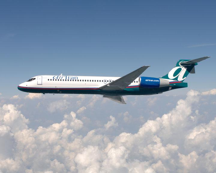 Boeing-owned 717s, now operated by Southwest under the AirTran label, will be leased by Delta Airlines.
