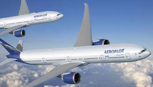 Aeroflot, Russia's flagship airline, has signed an agreement with UTC Aerospace Systems to supply wheels and carbon brakes for its new fleet of 16 Boeing 777-300ER aircraft.