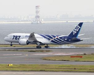 All Nippon Airways has canceled all flights of its fleet of grounded 787 Dreamliners through at least the end of May.