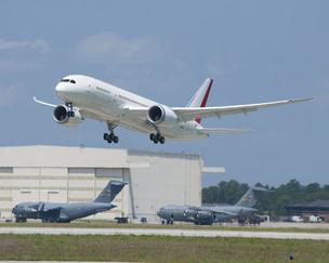 Now that Boeing is producing 787s in Everett and Charleston, it's adding to manufacturing growth in both metro areas.