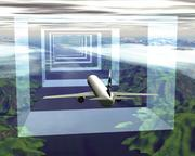 Alaska Airlines is testing a GPS system that would allow planes to glide smoothly down to land, saving fuel and reducing noise.