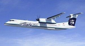 Alaska's Horizon is upgrading its fleet of fuel-efficient Q400 turboprops  as a way to trim fuel expenses.