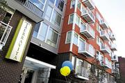 Terravita, at 1615 Belmont Ave. in Seattle, opened in June with 108 units. Rents for one-bedroom units range from $1,550 to $2,195.