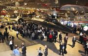 More than 300 attended the Puget Sound Business Journal's Book of Lists Extravaganza on Thursday at the Museum of Flight.