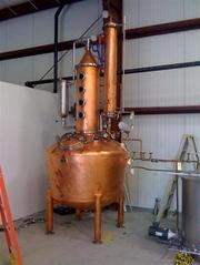 With 3,518.81 proof gallons produced, Black Heron Spirits of West Richland is the No. 4 distillery in the state. It makes Ink Vodka, Desert Lightning, Rayn Anjel Gin, Black Heron Brandy, Huckleberry Cordial, Brushfire Pepper Vodka, Desert Lightning Corn Aged Whiskey, Montessa Grappa and Lemoncello.