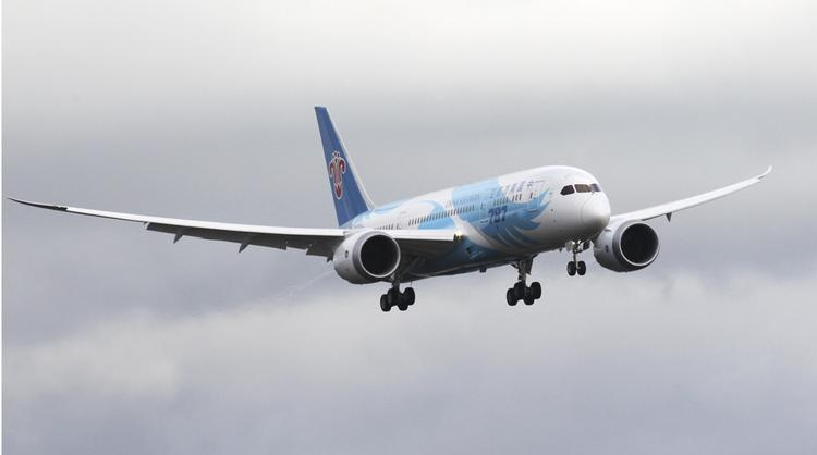 The Federal Aviation Administration allowed Boeing to fly one Dreamliner, which landed smoothly near Seattle on Thursday.