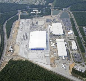 The Boeing Co. has bought land next to its North Charleston, S.C., facility, but the company says it does not yet have specific plans for the parcel.