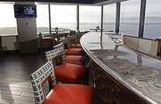 The newly renovated Columbia Tower Club Hunt and Gather bar.