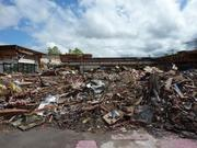 Demolition of former Osh Kosh, Trader Joe's and Fabricland spaces in the Celebration Center in Federal Way started in late May. Harsch Investment Properties is once again developing the property after several years when the project was on hold.