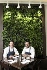 Spur chefs McCracken and <strong>Tough</strong> go bigger with The Coterie Room
