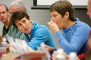 Friends and colleagues praise REI CEO Sally Jewell for her analytical skills.