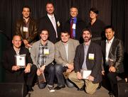 Representatives of the Top 10 Fastest-Growing Private Companies in Washington accepted their awards from Puget Sound Business Journal at the Washington State Convention & Trade Center Wednesday, Oct. 12, 2011.