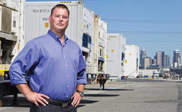 MacMillan-Piper Logistics Manager Tony Barter avoids sending trucks through Sodo on baseball nights, and he fears a basketball arena would make traffic worse.