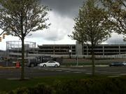 The new $350 million car rental garage opens at Sea-Tac on May 17.