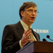 Microsoft co-founder Bill Gates, 55, was ranked as the richest American with an estimated net worth of $59 billion.