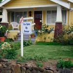 King County's pending home sales, average price drop