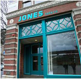 Jones Soda Co. has moved to its new Pioneer Square location in Seattle, leaving its former home in the city's South Lake Union area.