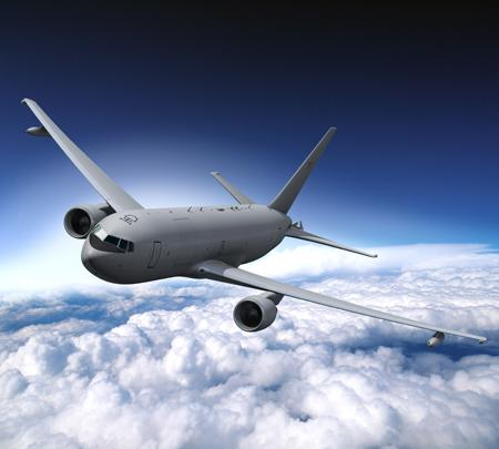 Boeing will start assembling its new Air Force refueling tanker next month.