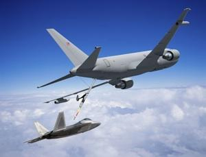 The first of Boeing's Air Force tanker is to fly in 2015.