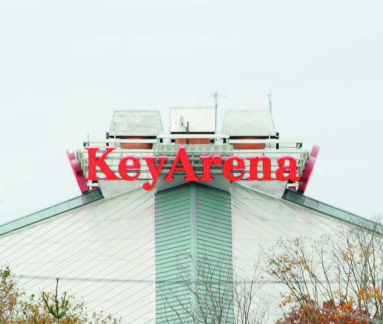 KeyArena likely will be the home of the Sonics for two years if the deal to buy the Sacramento Kings and relocate them to Seattle as the Sonics is approved by the NBA.