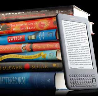 A recent report shows that Amazon's Kindle has 52 percent of the e-reader market, with Barnes & Noble's Nook at 21 percent.