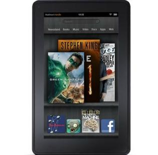 A new version of Amazon's Kindle Fire may soon be released.