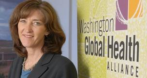 Lisa Cohen is executive director of Washington Global Health Alliance Seattle