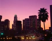 7. Los Angeles has an average daily rate of $123 and average airfare of $292.