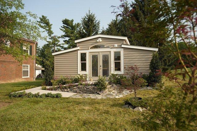 backyard 39 granny pods 39 offer senior living alternative slide show