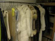 Group of 10 fur coats from S.P. Trippy and Bergdorf & Goodman.