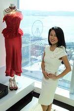 Couture designer Luly Yang dresses downtown Seattle condo in style (slide show)