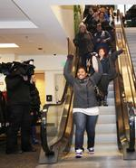 Shoppers hit stores in droves over Thanksgiving weekend, NRF reports
