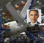 Obama: Boeing 787 Dreamliner is 'plane of the future'